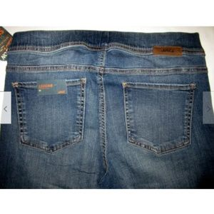 Jag Jeans Jeans - JAG JEANS NWT Pull On LEGGINGS Jeans M Medium Wash